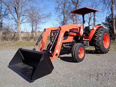 Kubota-M7040-2wd-Tractor-with-ROPS-Canopy -Hydraulic-shuttle-Loader-Joystick-1202-hours & Kubota-M7040-2wd-Tractor-with-ROPS-Canopy-Hydraulic-shuttle ...
